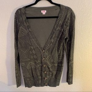 Mossimo | Button Cardigan | Size: M